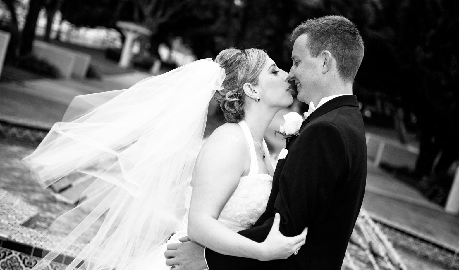 Audra+Scott's Marina Del Rey Wedding featured slider image