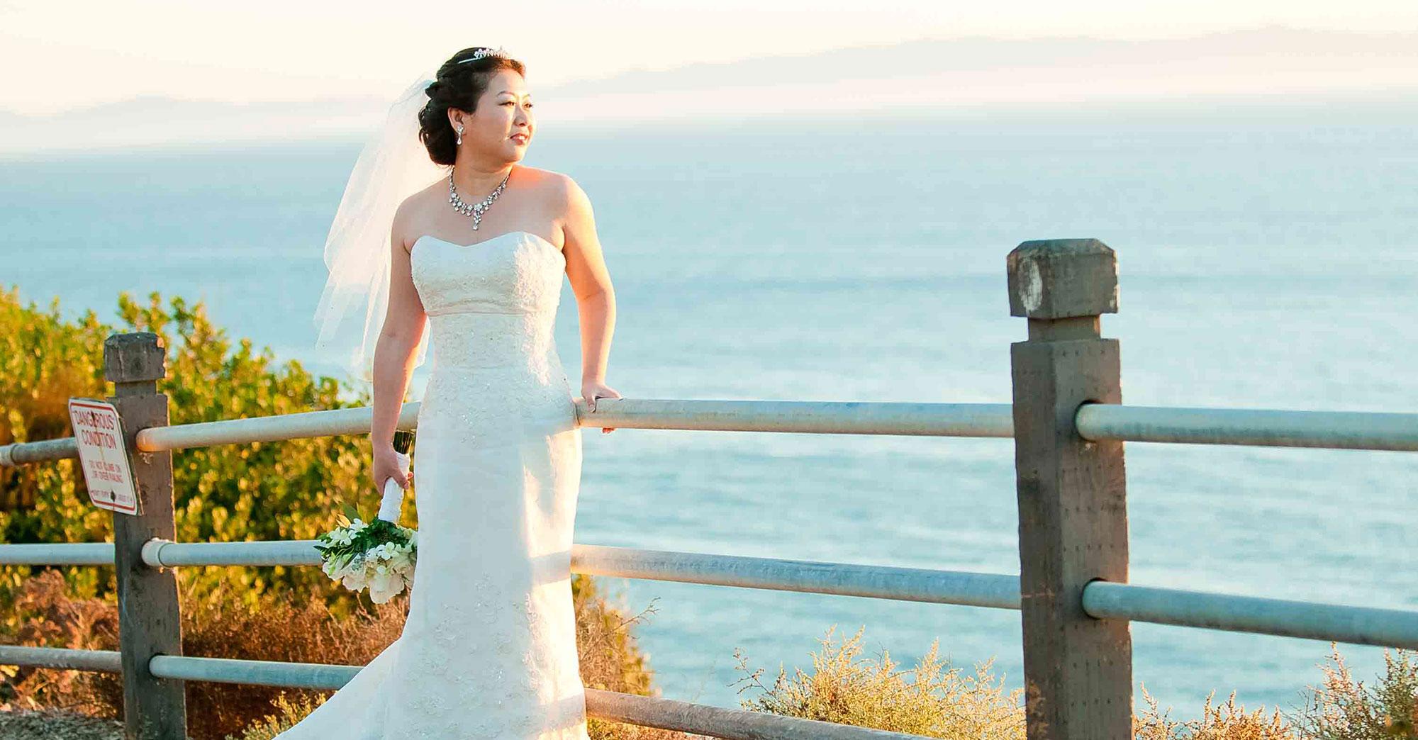 Zhichen & Kevin's Redondo Beach Wedding featured slider image