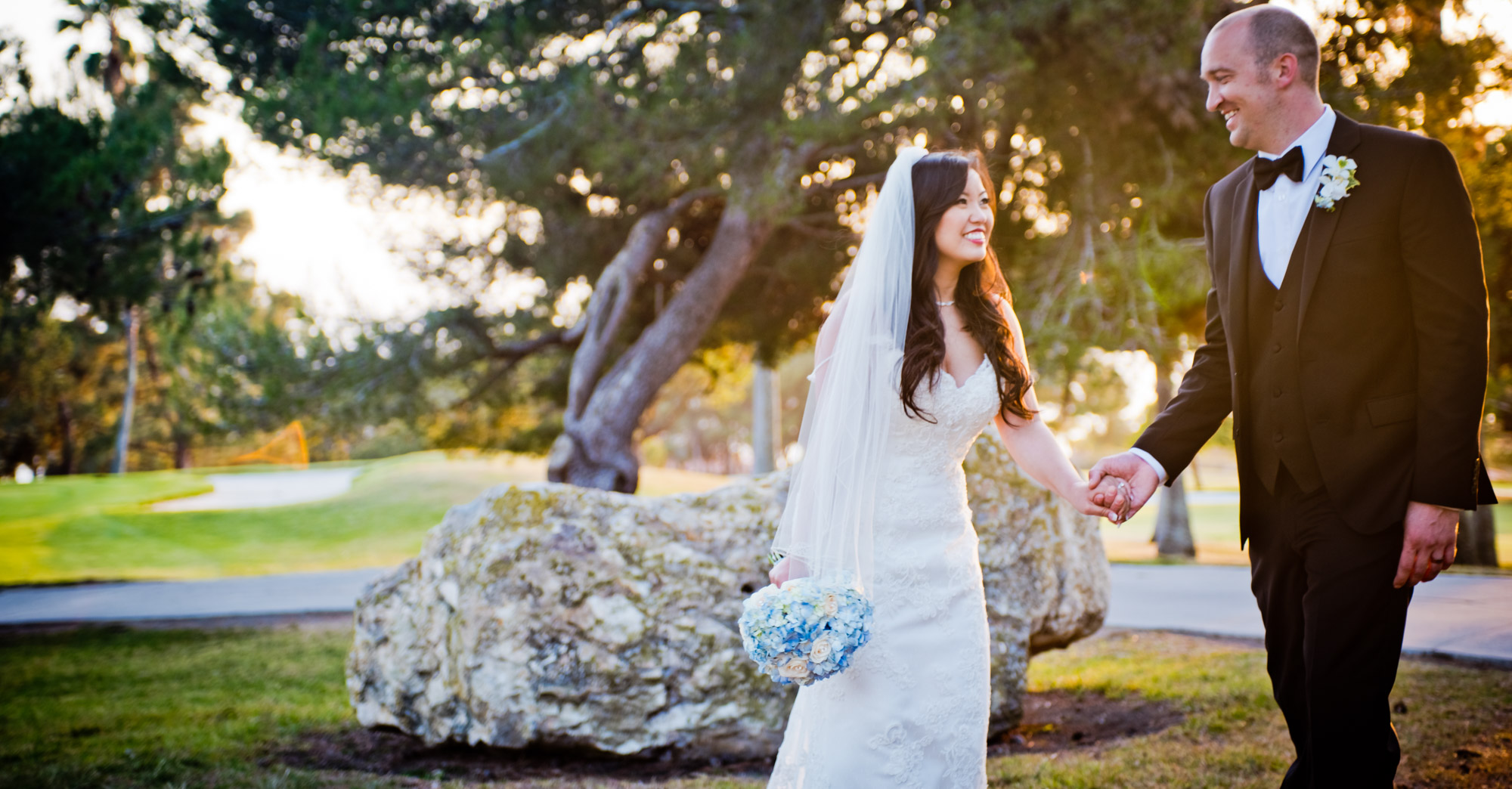 Liza & Steve's Palos Verdes Country Club Wedding featured slider image