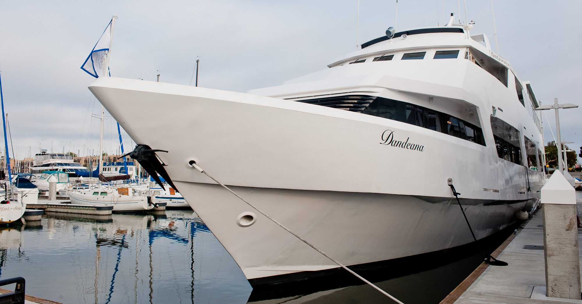 John's 50th Birthday Celebration – Fantasea Yachts featured slider image