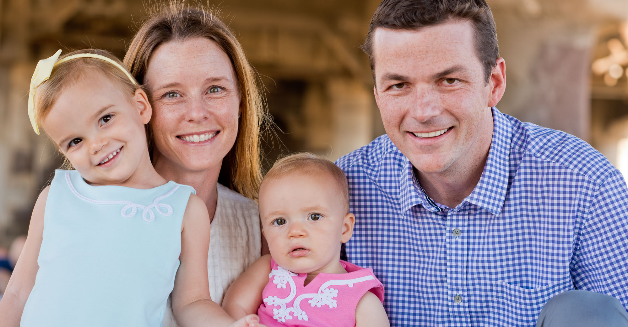 The Jacobsen's – Manhattan Beach Family Portrait featured slider image