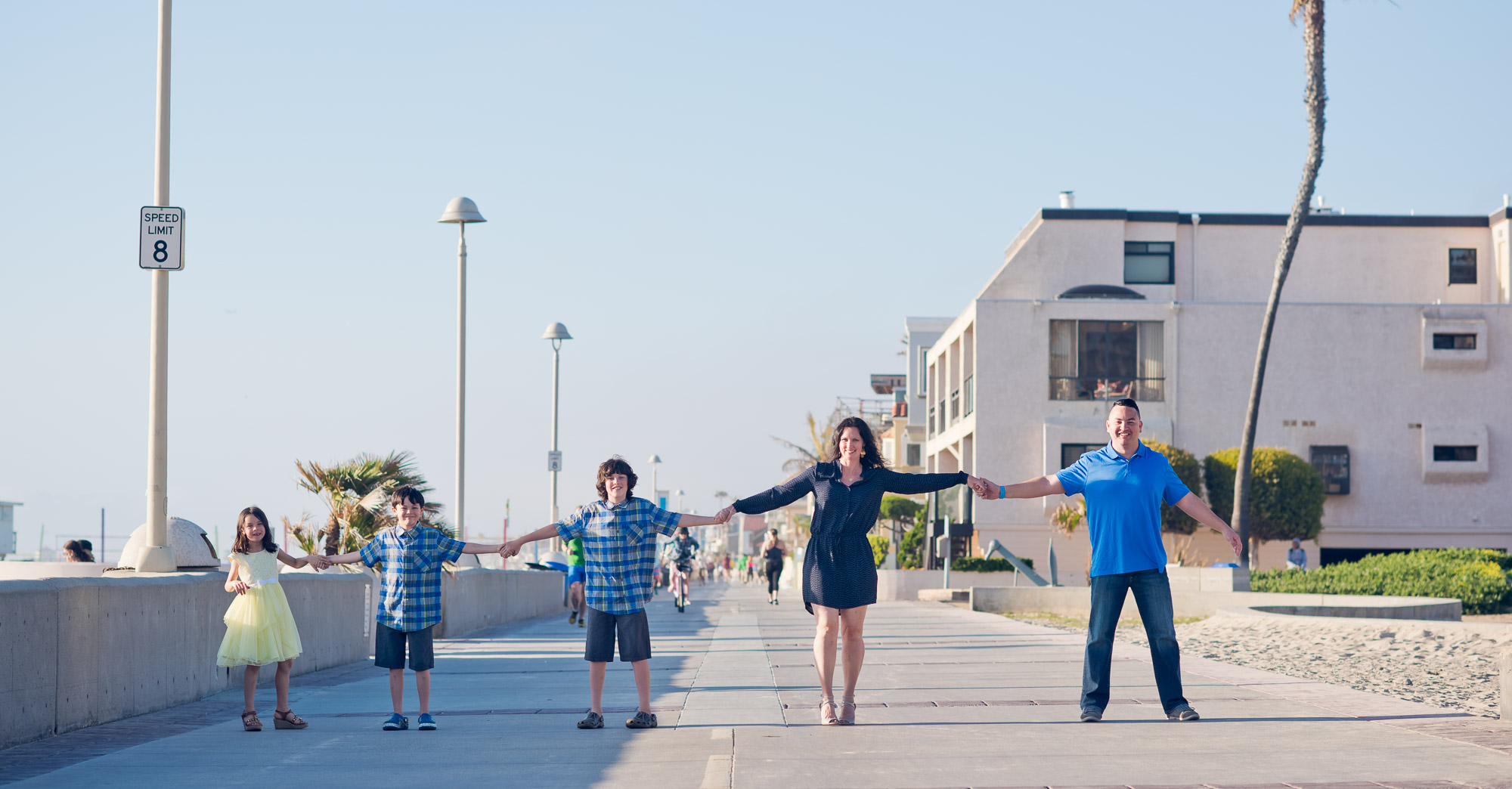 The Scott Family-Hermosa Beach Family Photography featured slider image