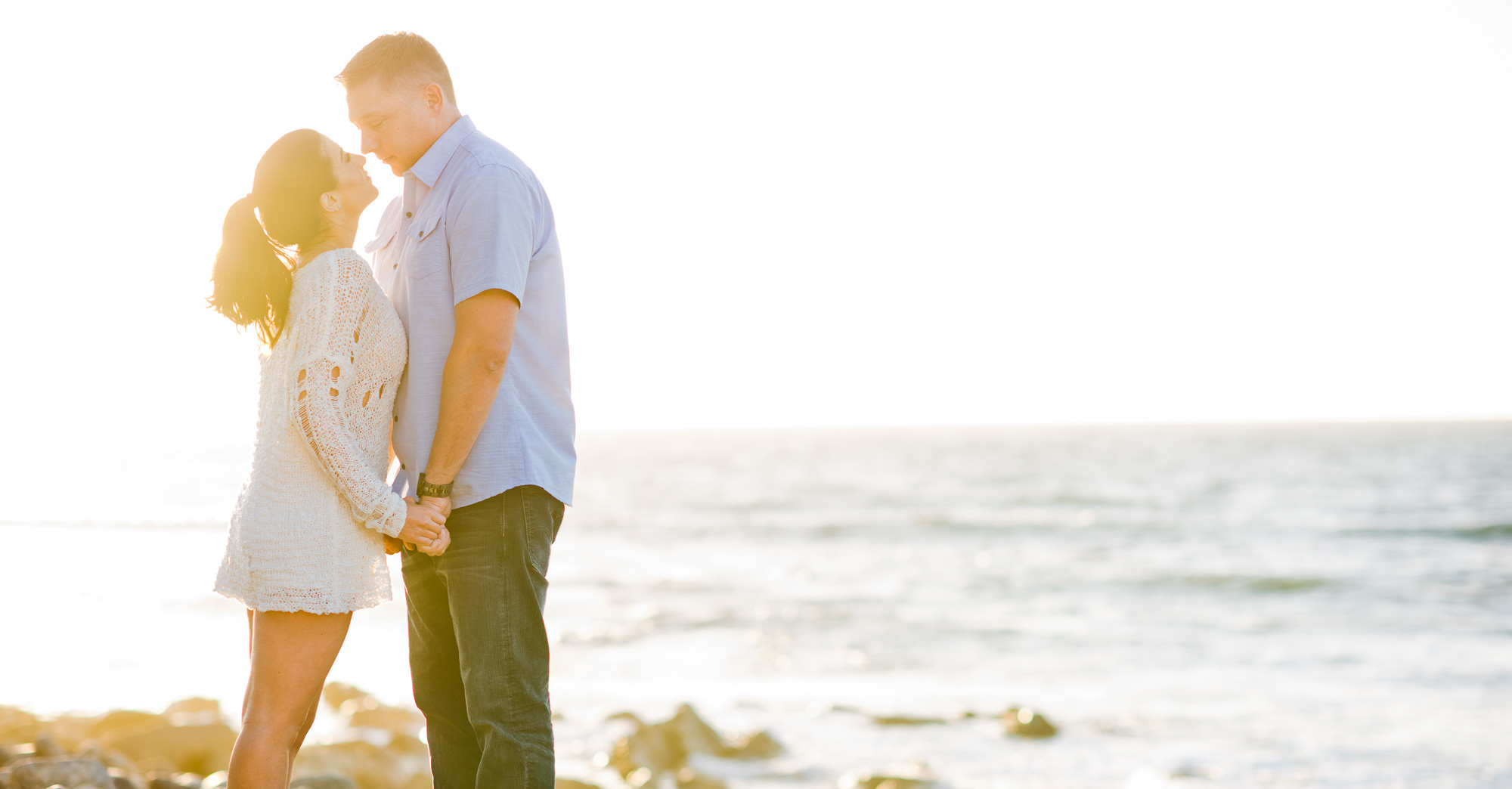 Laura & Danny's Palos Verdes Engagement Session featured slider image