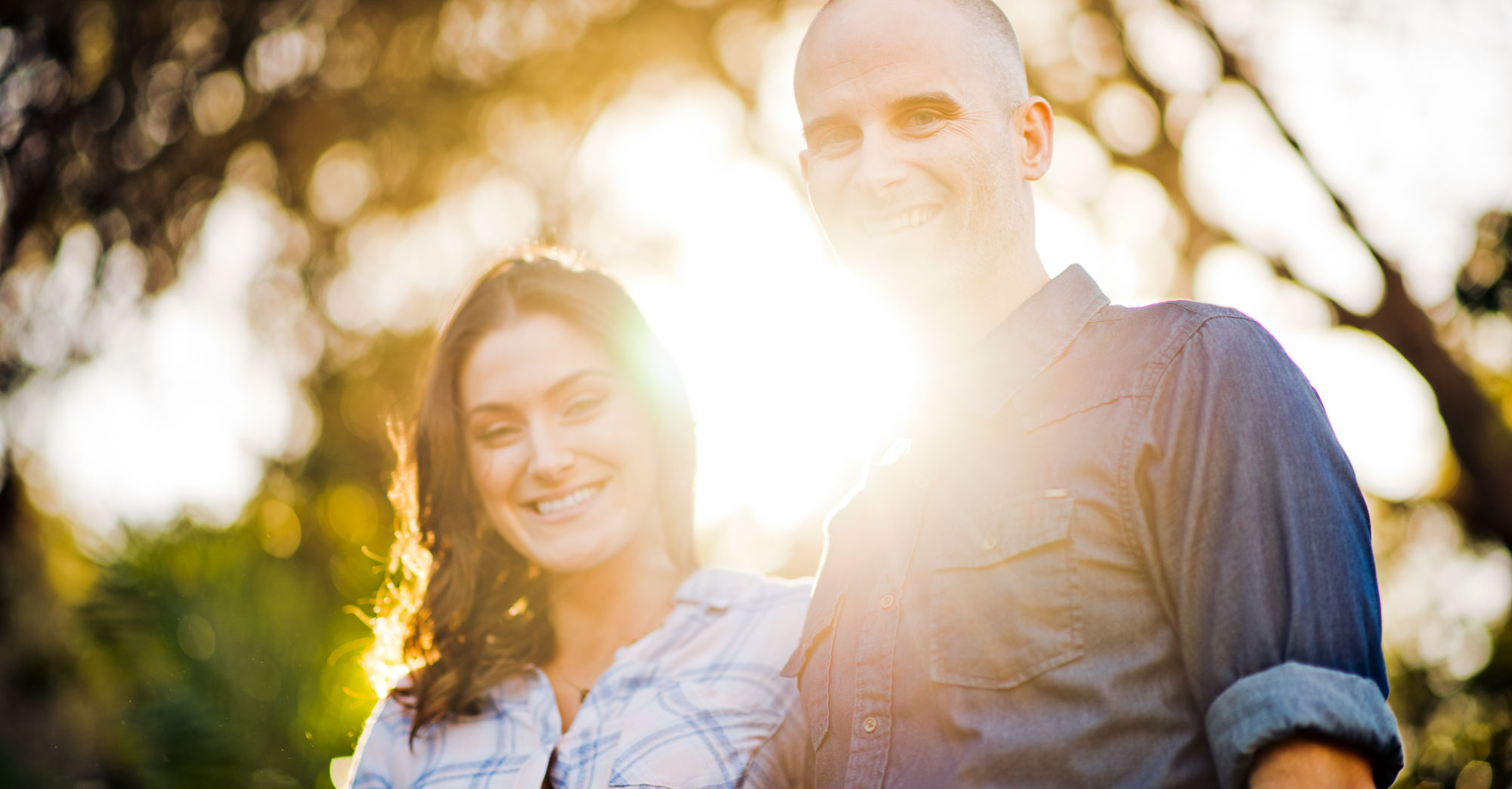 Laura & Mike's Redondo Beach Engagement Session featured slider image