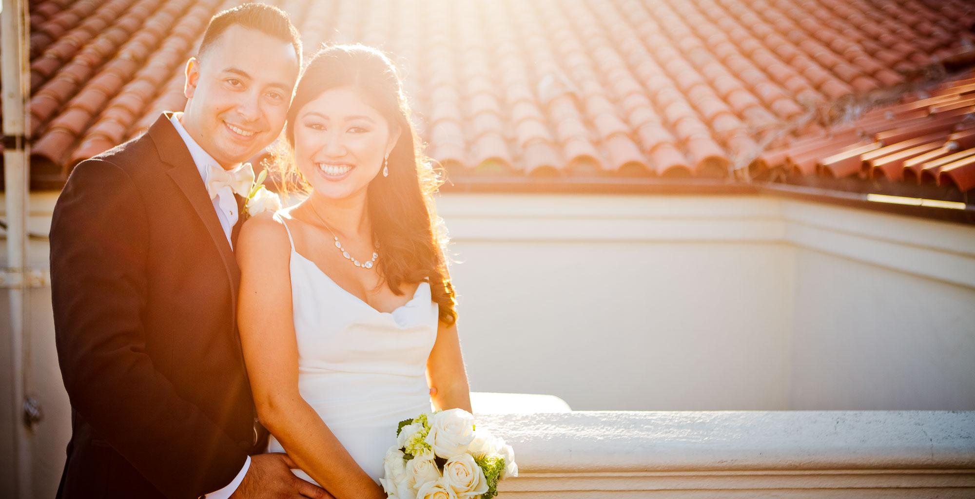 Sunny & Tony's Santa Barbara Wedding featured slider image