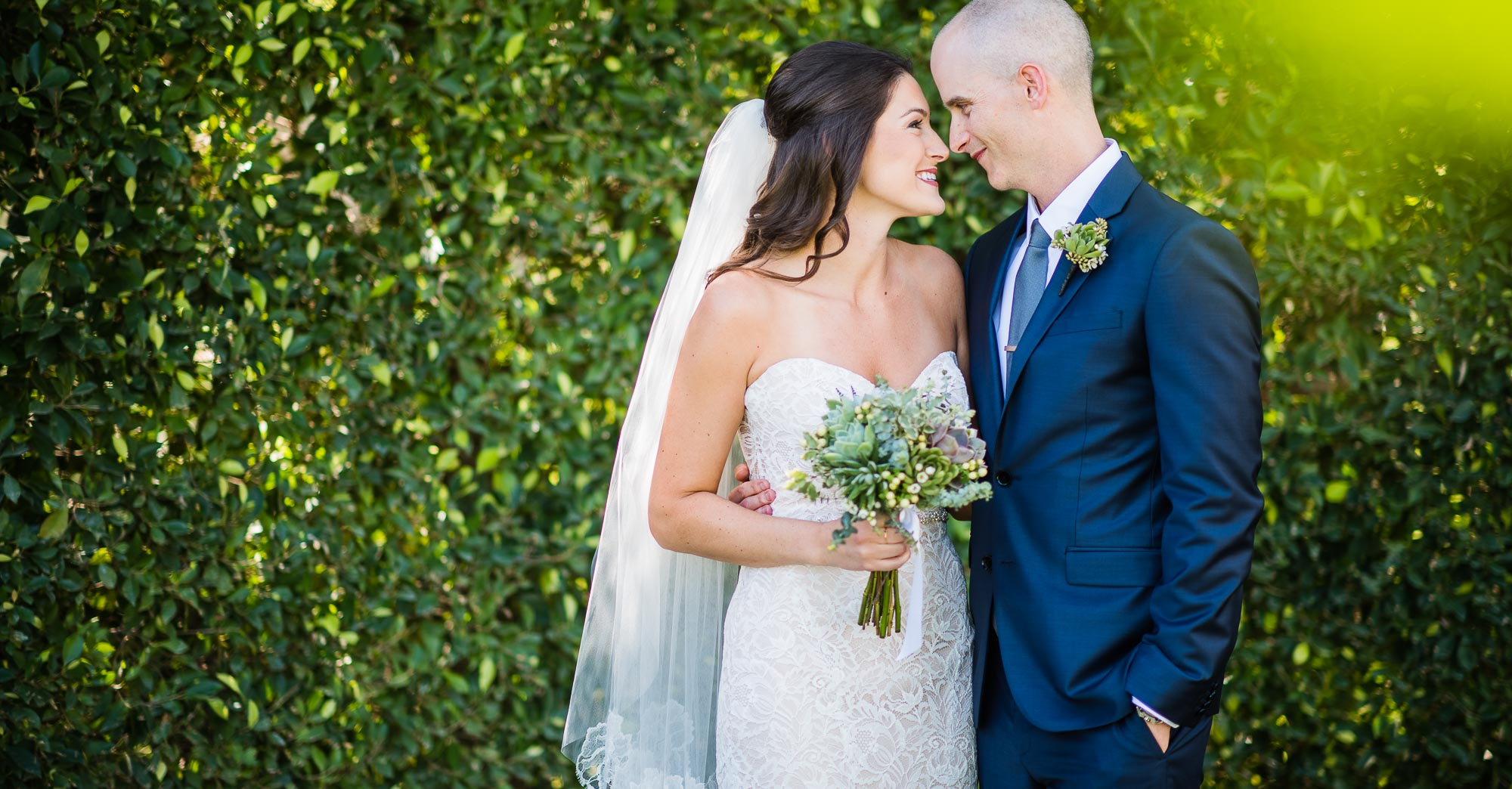 Laura & Mike's Cree Estate Wedding – Palm Springs Wedding featured slider image
