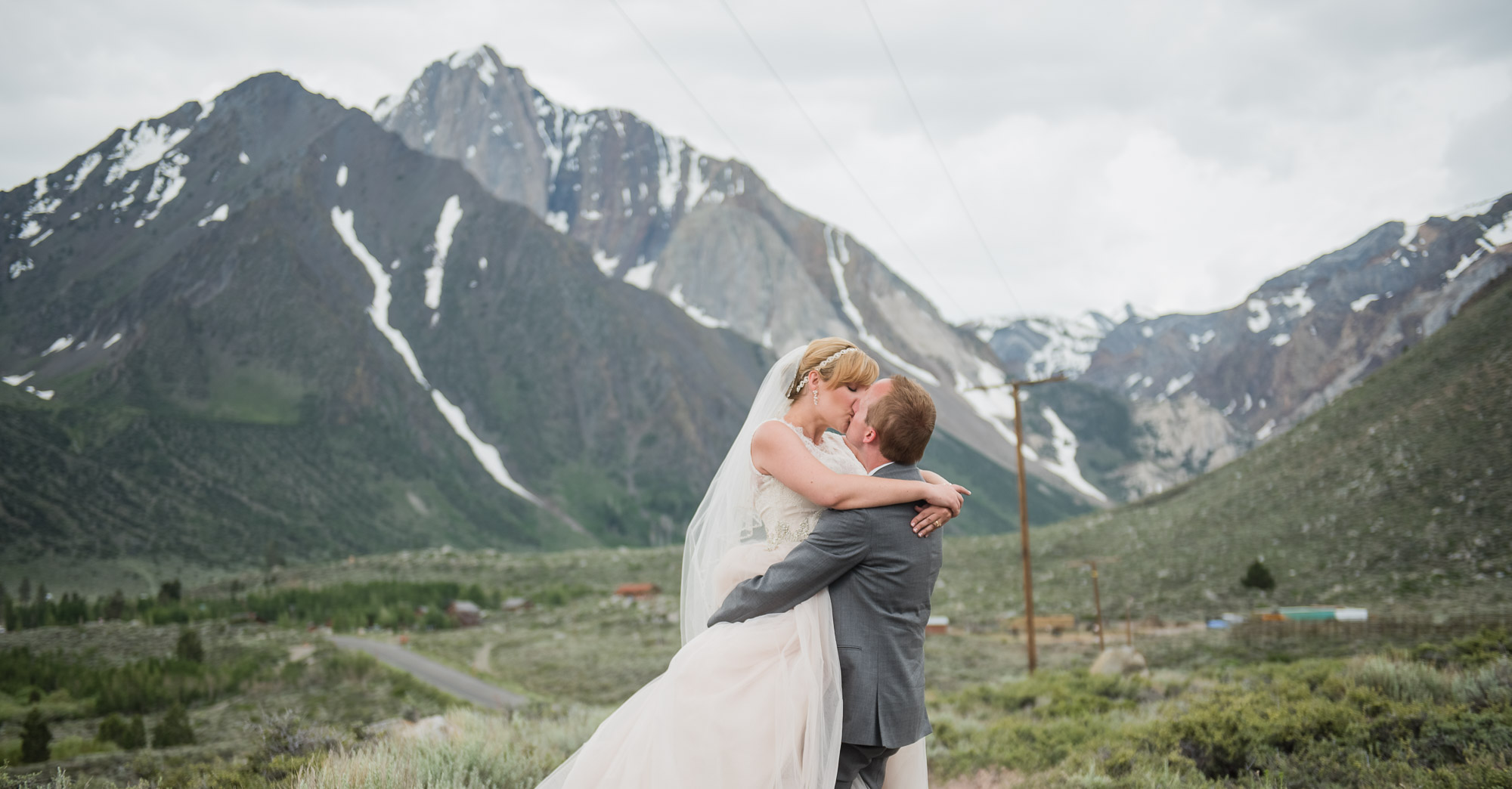 Stephanie & Taylor's Mammoth Lakes Wedding – Convict Lake Wedding featured slider image